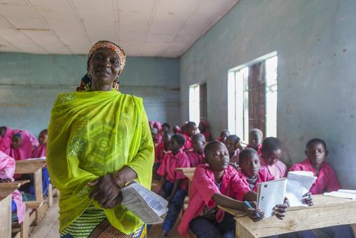 Nigeria: Educating girls