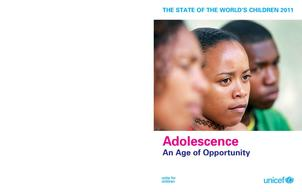 The State of the World's Children 2011 Main Report, Lo-Res PDF (English)