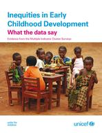 Inequities in Early Childhood Development: What the data say, Lo-Res PDF (English)