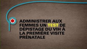 11126 HIV AIDS Blue String Video FRENCH SD PAL