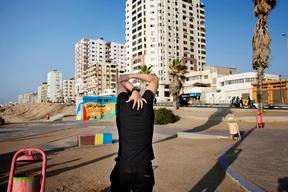 Parkour helps adolescents cope with life in Gaza – State of Palestine – 2015