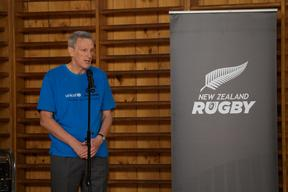New Zealand Rugby Partnership launch