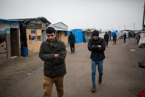 Calais Photos - Migrant Crisis