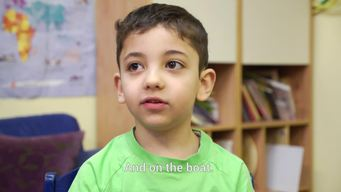 13062 Germany Syrian Refugee at School MIX HD