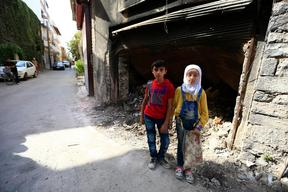 Out-of-School due to conflict