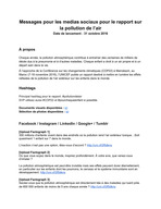 Air Pollution Report social media pack_FR