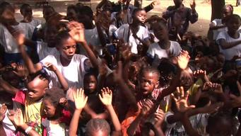 9574 DRC Kinshasa Child-toChild Program  SELECT BROLL 2 HD PAL