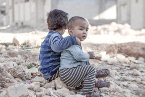 Syria Crisis Report: 5 year mark - No Place For Children: The impact of five years of war on Syria's children and their childhoods