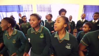 Schools for Africa - South Africa - Students speak up - Low res,