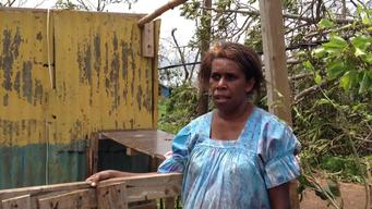 12647 Vanuatu Cyclone Pam March 15 INTERVIEW SELECT HD PAL