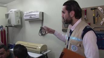 12579 Syria Homs Afshan Khan Mission BROLL SELECTS 2 HD PAL