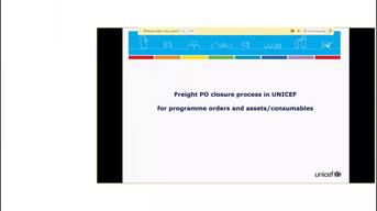 Sharing Session  Freight Budget Plan Skype Recording