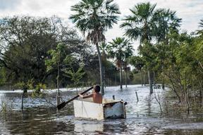 Flooding in Paraguay – 2014
