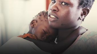 UNICEF New Zealand South Sudan famine crisis with NZ logo