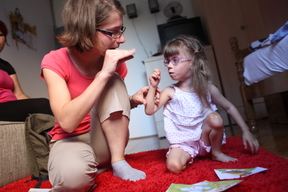 Children with disabilities and early childhood intervention in Croatia