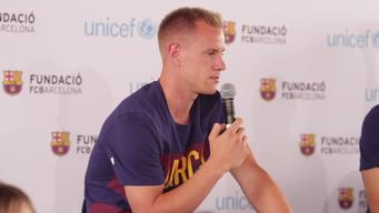 12845 NYHQ FC Barcelona LA Event BROLL 1 HD PAL