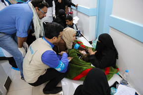 Support for cholera treatment and safe water - Yemen - 2017