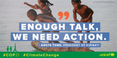 Climate Change - Social Media Materials