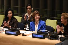 Panel discussion on 25 years of the CRC – United Nations Headquarters – 2014