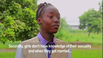 12817 Africa Youth on Child Marriage MIX HD PAL