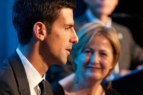 Novak Djokovic appointed UNICEF Goodwill Ambassador