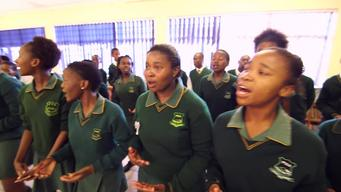 Schools for Africa - South Africa - Students speak up - High Res Intl
