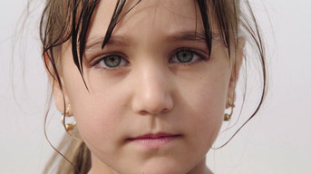 Iraq - Portraits of Children Uprooted from Mosul - MIX