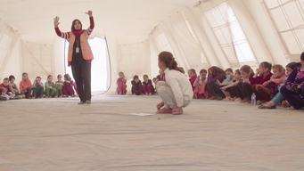 Iraq - Learning space for children displaced from Mosul - CLEAN
