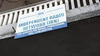 12499 Sierra Leone Radio School BROLL SELECT