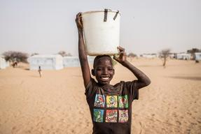Support for Nigerian refugees in Chad – 2015