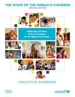 The State of the World's Children: Special Edition (2009), Executive Summary, Lo-Res PDF (English)