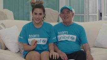 13364 Brazil team unicef Renato Arag‹o MIX HD