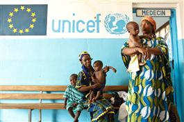 UNICEF and the European Union