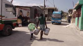 Haiti National Sanitation Campaign