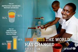 WHO/UNICEF Joint Monitoring Report on Water and Sanitation